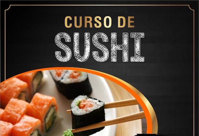 Curso Sushi Online