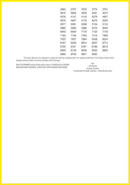 Keralalotteriesresults.in, Kerala Lottery Result 09-05-2019 Pournami Lottery Results RN-395 keralalotteriesresults.in-page-002