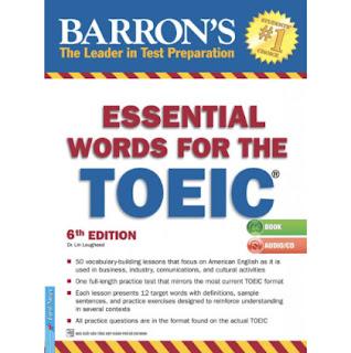 Barron's Essential Words For The Toeic (Tái Bản) ebook PDF EPUB AWZ3 PRC MOBI