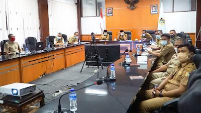 Penanganan Covid-19 NTB Dievaluasi, Ini Tindakan Lombok Timur