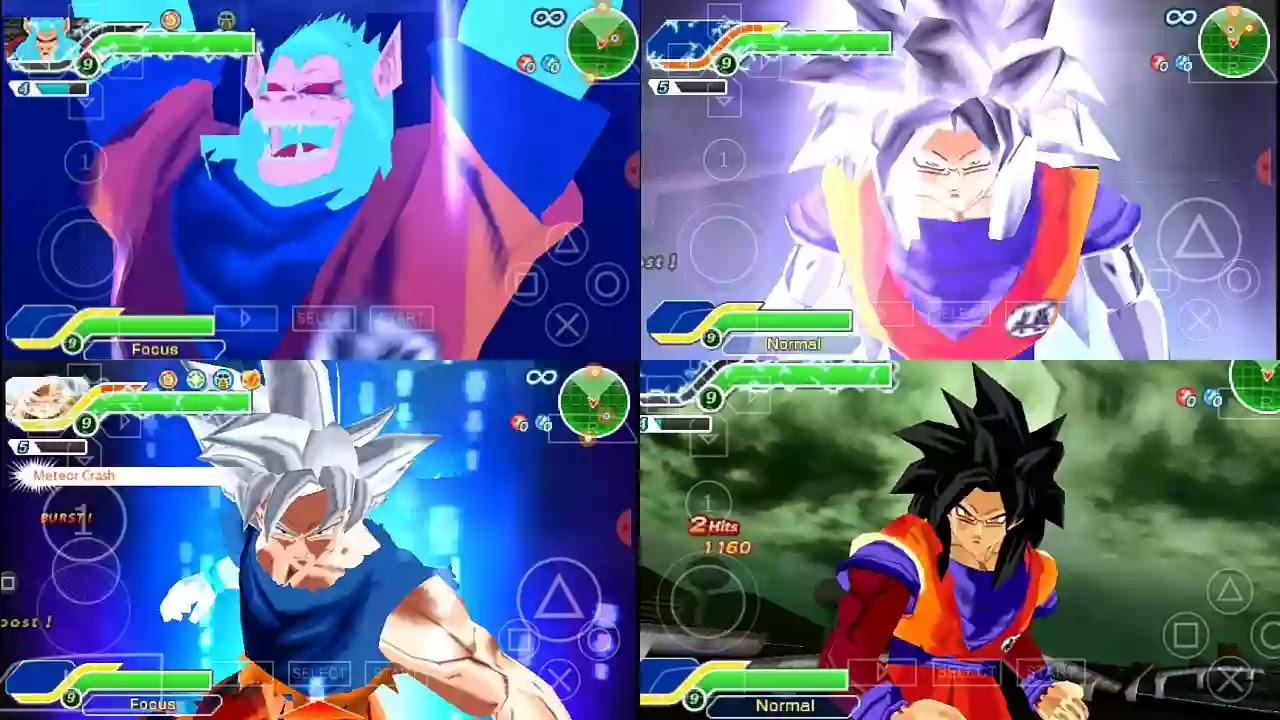 Goku Blue Ozaru Form