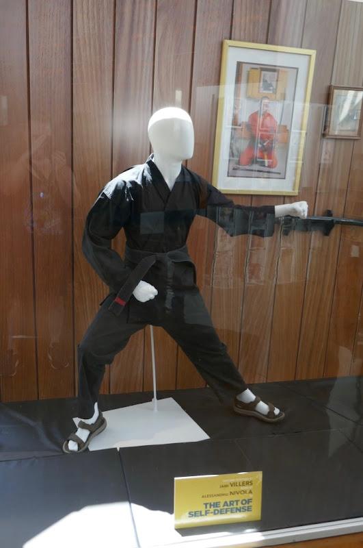 Alessandro Nivola Art of Self-Defense Sensei costume