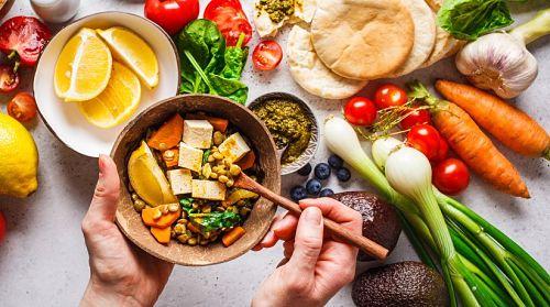 Como fazer a dieta da zona vegetariana