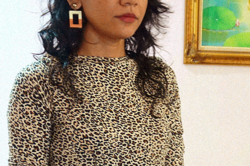I have a soft spot for leopard prints