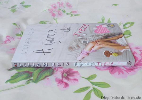 Resenha, livro, A garota de treze, Lilian Reis, Mundo Uno Editora