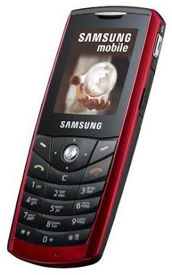 SAMSUNG E200