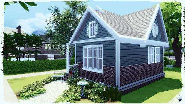 Starter Home Sims 4