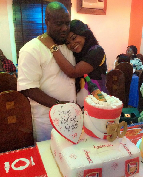 lanre gentry 50th birthday