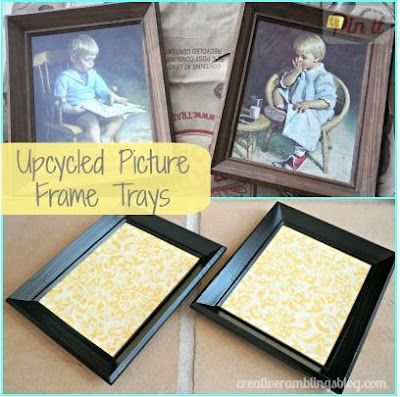 Picture Frame Trays