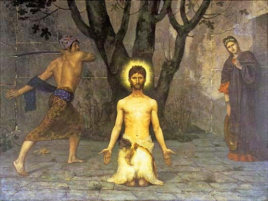 John Baptist You You Kill Me If Me Prison Release