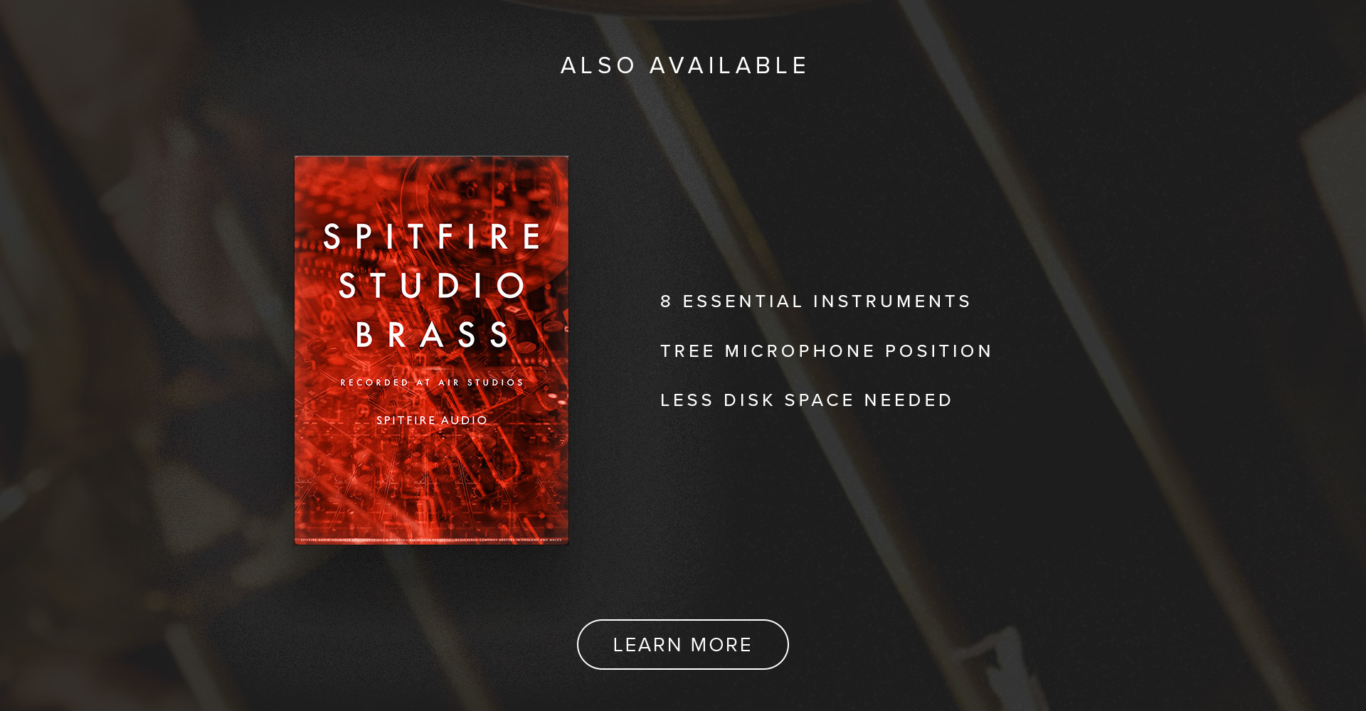 Studio Brass Professional by Spitfire Audio  - Kontakt - Torrent Download