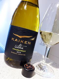 Kaiken Ultra Chardonnay 2019 (89 pts)