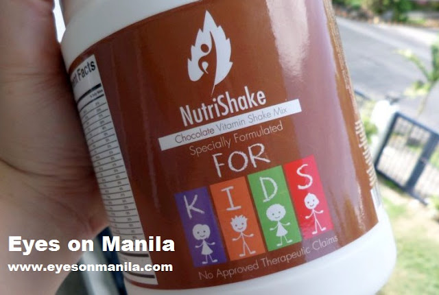 NutriShake For Kids