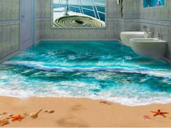 3d Floor Murals Ideas