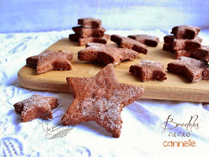 Bredeles cacao cannelle