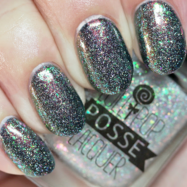 Lollipop Posse Lacquer This Is a Gift over The Final Sacrifice