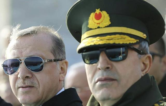 Μην ορκίζεστε ότι ο Ερντογάν δεν θα τραβήξει τη σκανδάλη…