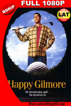 Happy Gilmore (1996) Latino Full HD BDRIP 1080P ()
