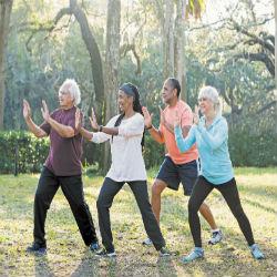 Tai Chi: uma abordagem gentil e mais gentil para a reabilitação cardíaca?