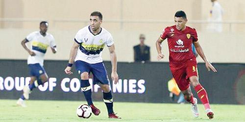 موعد مباراة النصر والقادسية في الدوري السعودي 6-2-2019