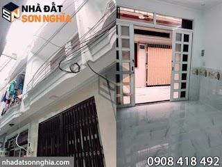 Bán nhà nhỏ hẻm 23 đường số 21 phường 8 Gò Vấp - 3,6x7,5m giá 2,54 tỷ ( MS 049 )