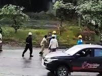 Viral, Video Duel Karyawan Vs Security di Area Pabrik Semen Tonasa, Beredar di Sosmed