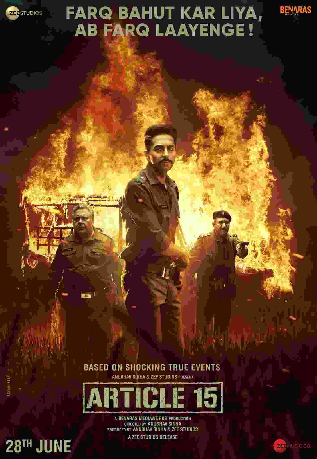 Article 15 (2019) Full HD movie Download For Free Leaked by
