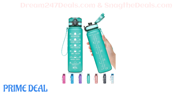 40% OFF Water bottle