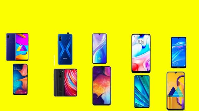 The Best 10 Smartphones Under  300 Dollars in 2019