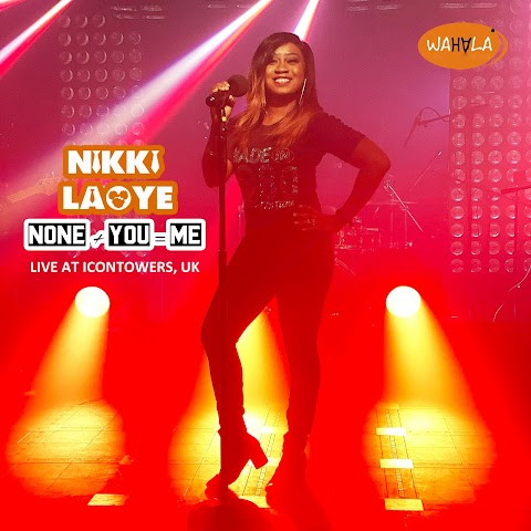 NEW LIVE VIDEO: NIKKI LAOYE - NONE + YOU = ME (LIVE IN THE UK)
