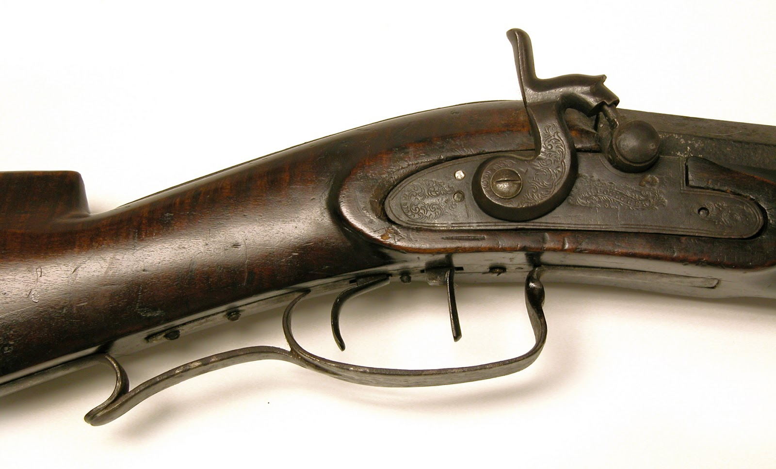 Contemporary Makers: Antique Rifle