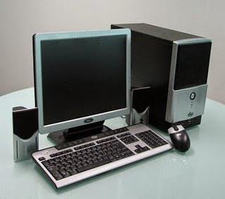 komputer tidak tampil di monitor