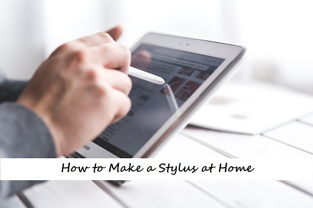 stylus at home