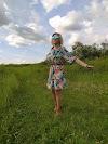 Majowa sukienka :)