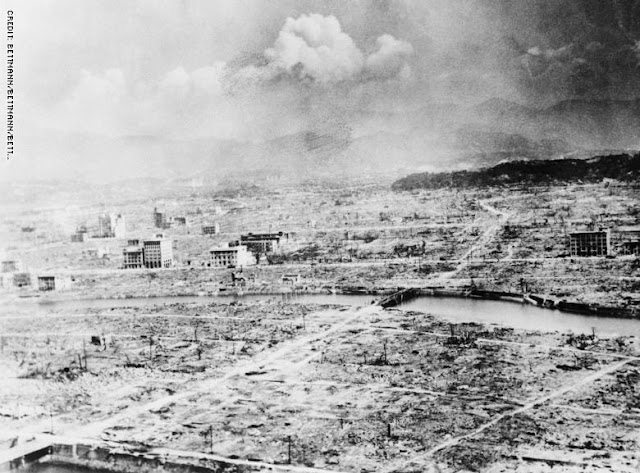 السلطات اليابانية تقرر هدم مستودع نجا من قنبلة هيروشيما.. لماذا؟