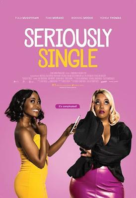 Seriously Single [2020] [NTSC/DVDR- Custom HD] Ingles, Español Latino