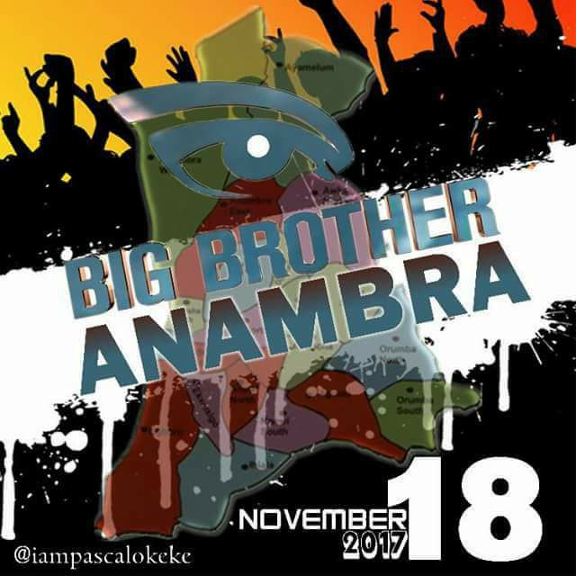 "See the ""Big Brother Anambra"" poster that's making rounds on social media"