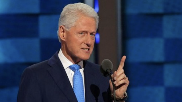 CLAIM: FLIGHT LOGS SHOW BILL CLINTON LYING ABOUT EPSTEIN TIES Dozens of trips with underage girls on private jet