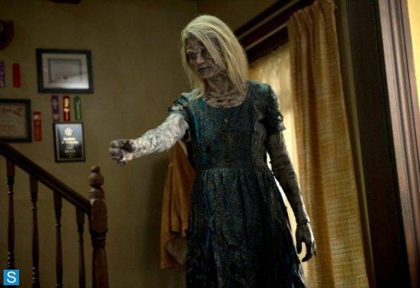zombie mother