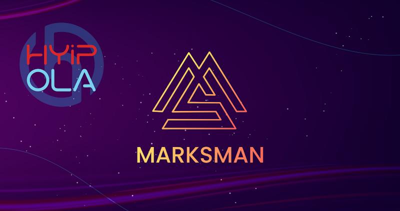 [SCAM] Review Marksman - Dự án đẳng cấp lãi từ 1% hằng ngày - Thanh toán tức thì