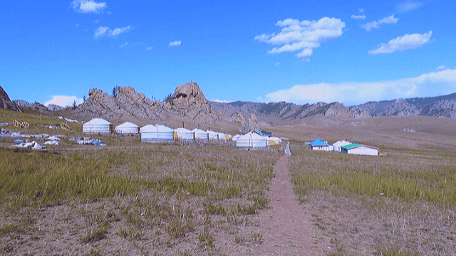Best Places To visit in Mongolia and Tourist Attractions.Khustain Nuruu National Park and also known as Hustai National Park