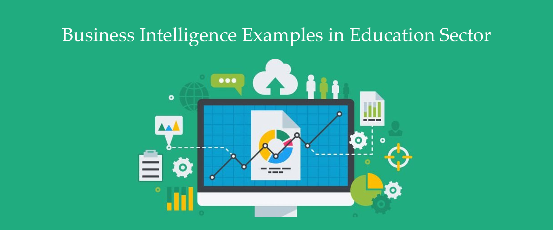 Business Intelligence Examples in Education Sector