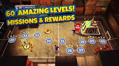تحميل لعبة  SkillTwins Football Game 2 APK النسخة المهكرة