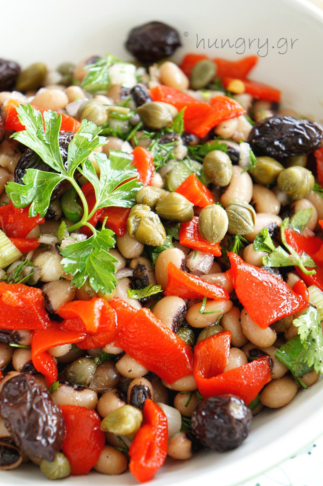 kitchen stories blackeyed pea salad