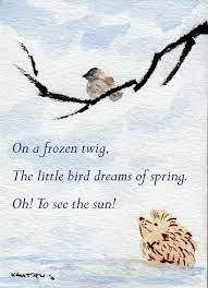 Poem haiku