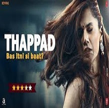 Thappad Movie Review || Trailer || Cast & Crew