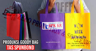 Bawa Tas Belanja sendiri merupakan salah satu cara hidup sehat tanpa plastik