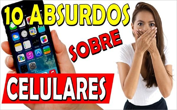 10 curiosidades absurdas sobre os celulares (Imagem: Reprodução/Youtube)