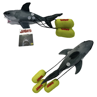 San Diego Comic-Con 2020 Exclusive JAWS Bruce the Shark Plush by Factory Entertainment
