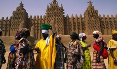 Perihnya Ramadhan di Burkina Faso, Hanya Ada Air dan Kopi